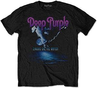 DEEP PURPLE ディープパープル - SMOKE ON THE WATER/Tシャツ/メンズ 【公式/オフィシャル】