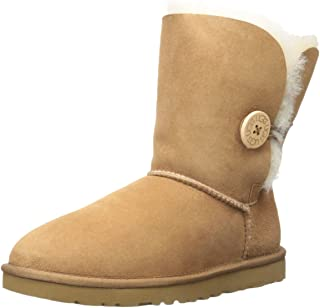 Ugg classic mini double zip, stivali, donna, marrone (chestnut), 36 amazon neri zip