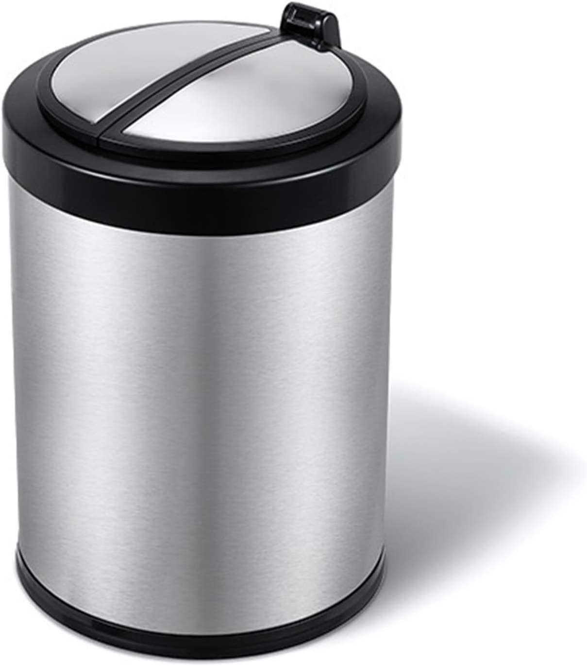 AKwwmy Stainless Steel Smart Trash Can SEAL limited product Gallon Kit Ranking TOP13 Living Room 9