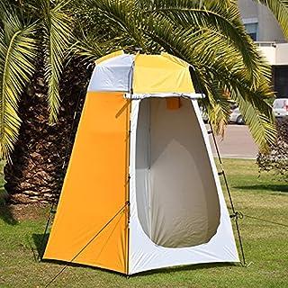 Anti-UV camping jakt dusch badtält bärbart byte passande rum strand integritet toalettskydd för utomhus 2021