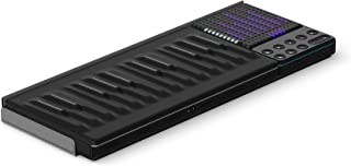ROLI | Songmaker Kit Studio Edition | Complete kit for Next-Level Music Creation — Play Beats and melodies on Touch-Responsive Surfaces of Seaboard Lightpad Block Controllers, Case & Software Included