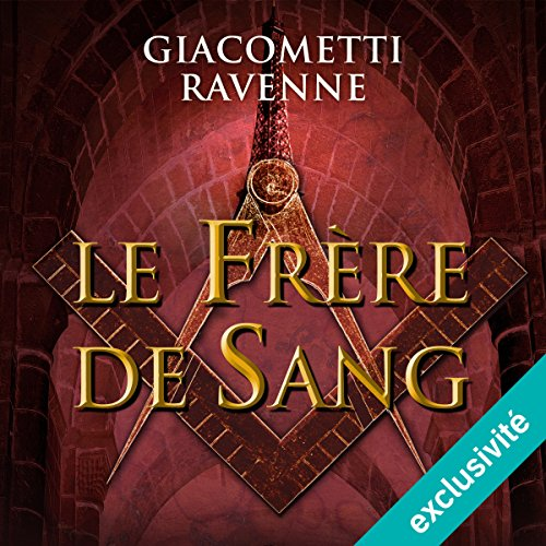 Le frère de sang audiobook cover art
