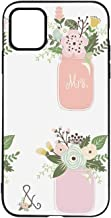 Vintage Floral Mason Jar iPhone 11 case,159531 Compatible with iPhone 11