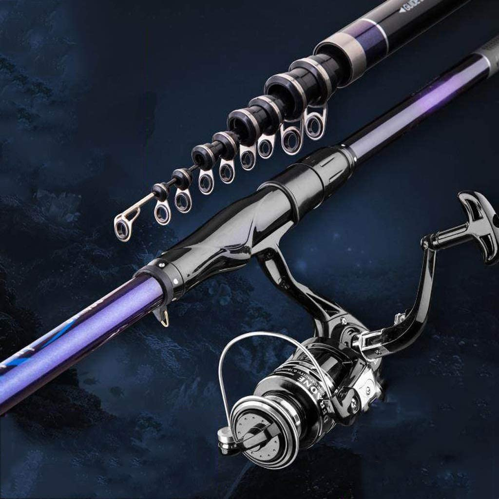 Fishing Rod Kit Omaha Mall Rocky OFFicial shop An Super Carbon Hard