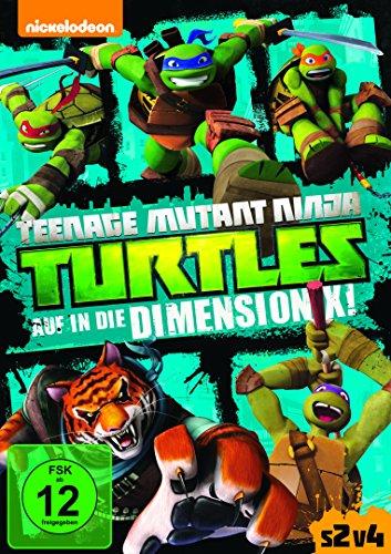 Teenage Mutant Ninja Turtles: Auf in die Dimension X!