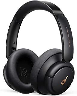 Anker Soundcore Life Q30(Bluetooth5.0 ワイヤレス ヘッドホン)【アクティブノイズキャンセリング / 外音取り込みモード / NFC・Bluetooth対応 / ハイレゾ対応(AUX接続時) / 最大40時間...