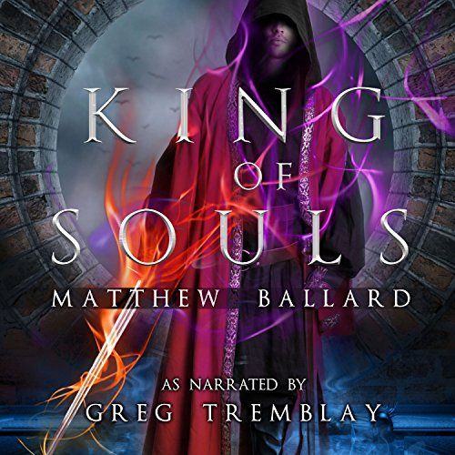 King of Souls audiobook cover art