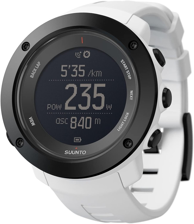 スント(SUUNTO) 腕時計 アンビット3 バーティカル 10気圧防水 GPS 高度/方位/速度/距離計測 [日本正規品 メーカー保証2年]