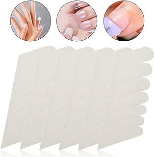 Silk Nail Wrap, Nail Wrapping Silk Adhesive Reinforced Nail Protection Nail Art Tool