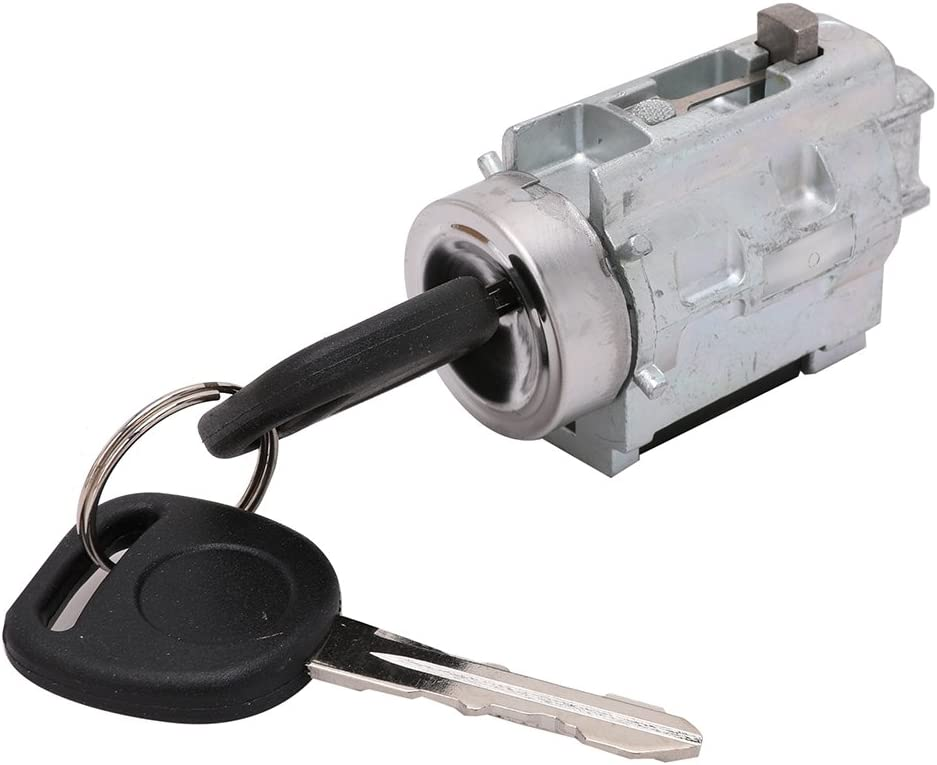 25832354 Ignition Lock Cylinder with for In NEW stock Chevy Keys Replacement