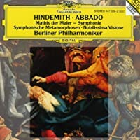Hindemith: Mathis der Maler - Symphonie / Nobilissima Visione / Symphonic Metamorphoses (1995-07-03)