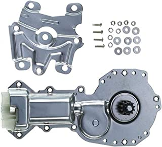 Window Regulator Motor for Pontiac Bonneville Grand Am 87-05 Right or Left Front or Rear W// 12-Teeth Gear