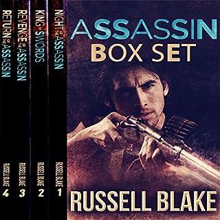 Assassin Series, Four Novel Bundle cover art