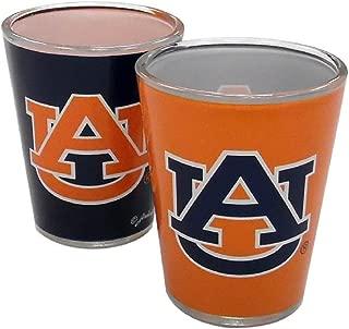 Jenkins Enterprises Auburn Tigers Two Tone Shot Glass