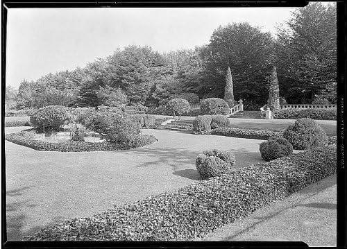 INFINITE PHOTOGRAPHS Photo Mrs Lorenzo E Woodhouse East Hampton Long Island Pool Garden 3 4 product image