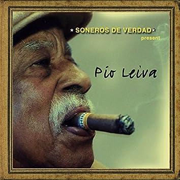 Soneros De Verdad Present Pío (Soneros De Verdad Present Pío Leiva)