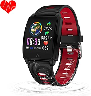 Smart Watch for Android iOS Phones,Fitness Tracker Activity Tracker Sport Bracelet with HR Sleep Monitor Pedometer Compatible with iPhone for Men Women Kids