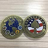 US Air Force Special Operations Command Challenge Coin
