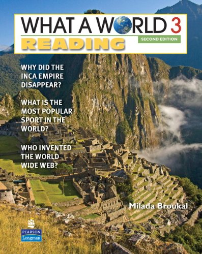 What a World Reading 3: Amazing Stories from Around the...