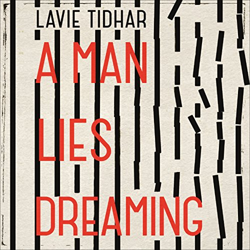 A Man Lies Dreaming audiobook cover art