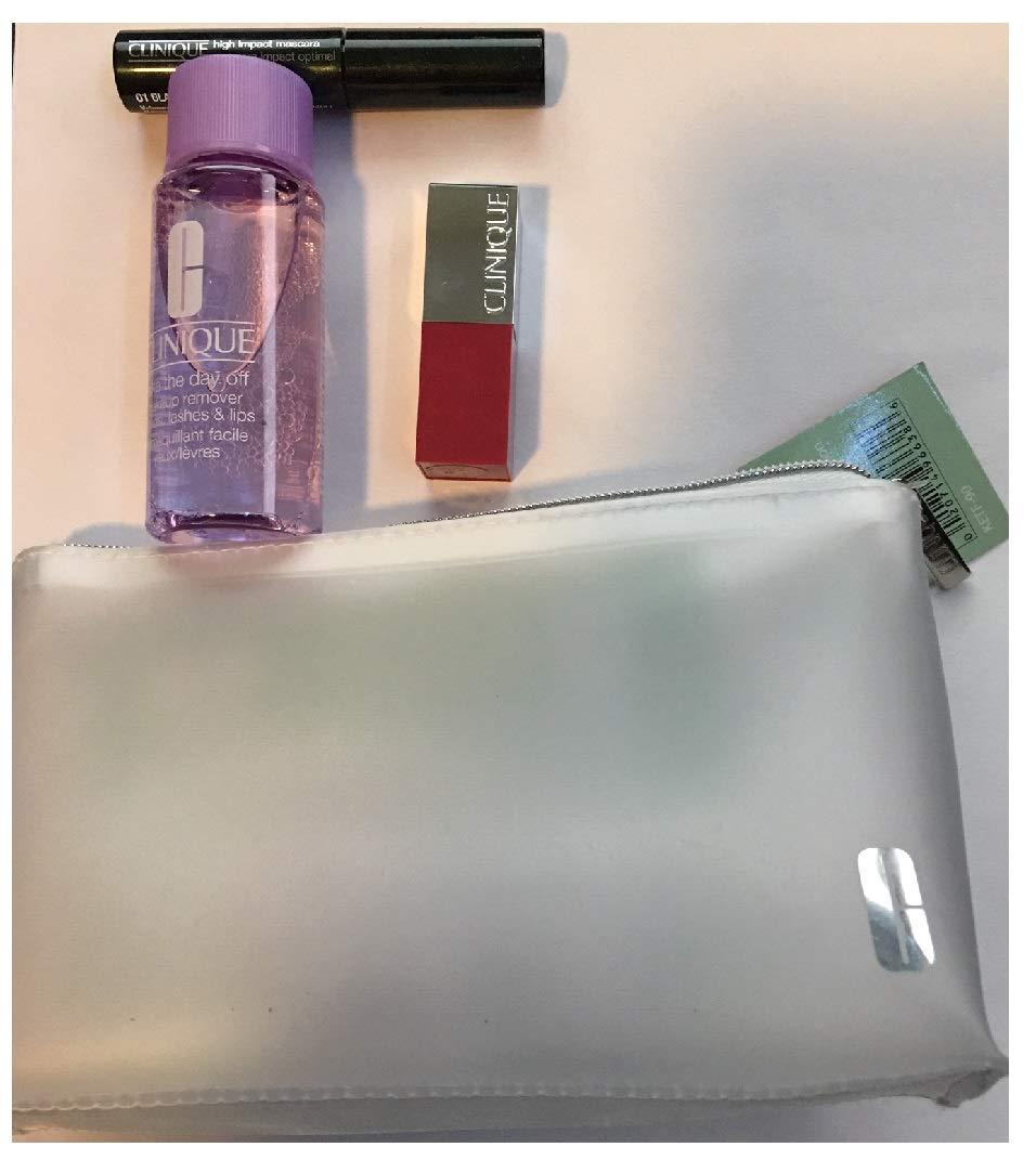 Clinique 3pc Skincare Makeup Set Matte Mak + Primer Colour New Be super welcome item Lip