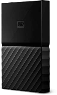 WD 2TB My Passport for Mac Portable External Hard Drive, USB-C/USB-A - WDBLPG0020BBK-WESE