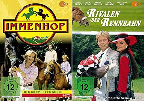 Immenhof - Die komplette Serie + Rivalen der Rennbahn - Die komplette Serie