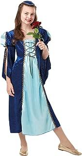 medieval fair maiden costume