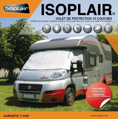 Soplair Isoplair FIAT 07 Thermoskanne, für Camping, Profil, Typ FIAT Ducato x 250