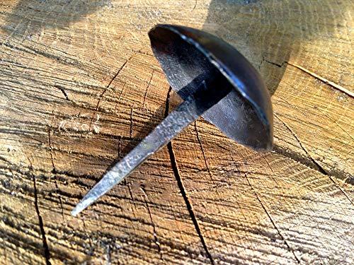 Antikas- Nagel Eisen geschmiedet, Holznägel wie antik handgefertigter Schmiedeeisen