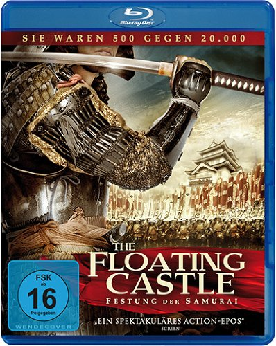The Floating Castle - Festung der Samurai [Blu-ray]