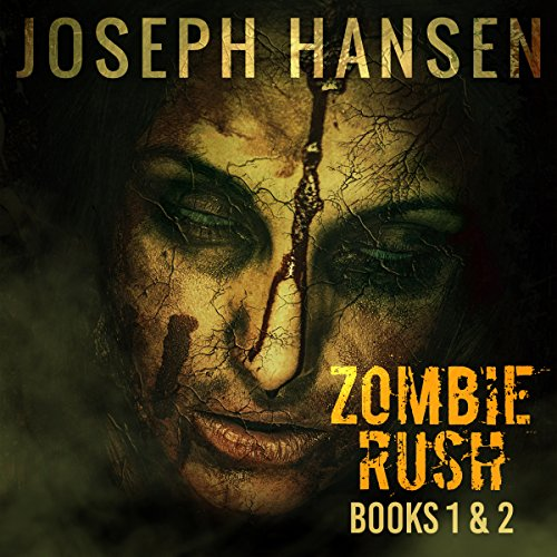 Zombie Rush: Books 1 and 2 audiobook cover art
