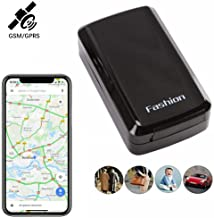 Zeerkeer Mini localisateur GPS pour Moto TK921 Portable WiFi localisateur GPS Anti-vol en Temps r/éel avec Un Bouton dappel durgence 150 Heures de Veille