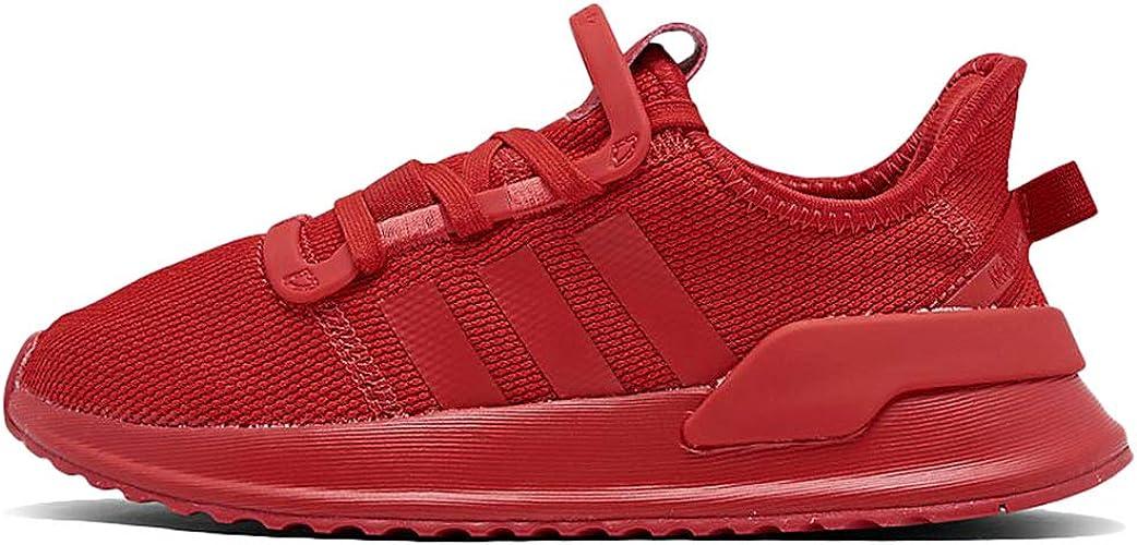 Amazon.com | adidas Originals Kids' U_Path Run Sneaker, Red | Shoes