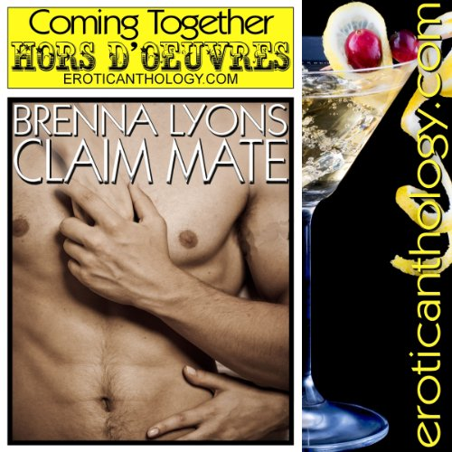 Claim Mate audiobook cover art