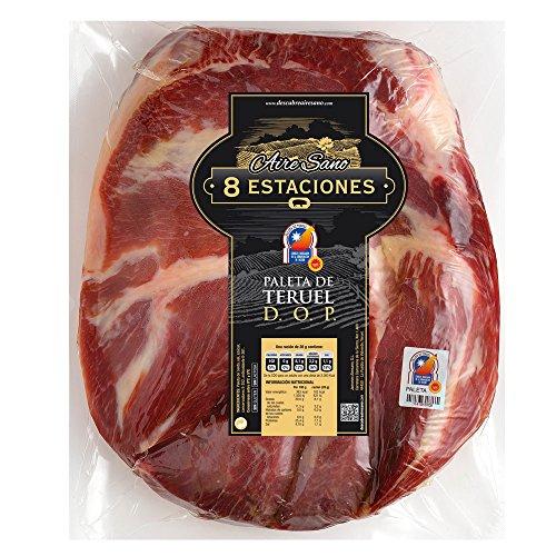 Paleta de Teruel D.O.P. Serrano Vorderschinken ohne Knochen 2,5kg