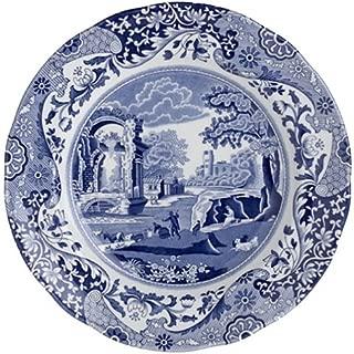 Spode Blue Italian Earthenware 8-Inch Salad Plate