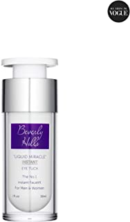 Beverly Hills Instant Facelift - Reduce Fine Lines and Remove Puffiness in 90 Seconds Rapid Reduction of Wrinkles, Instant Lift Eye Serum 30ml / 1oz