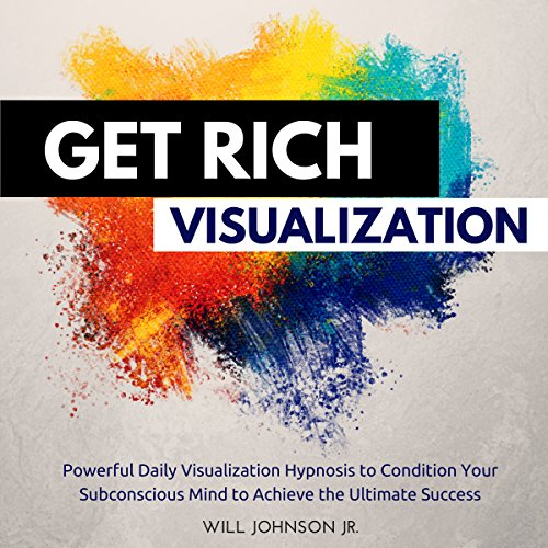 Get Rich Visualization audiobook cover art