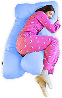 Coziest Brand Coziest Pillow Original U-Shaped Total Body...