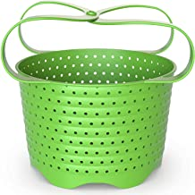 Avokado Silicone Steamer Basket for 6qt Instant Pot [3qt, 8qt avail], Ninja Foodi, Other Pressure Cookers and Instant Pot ...