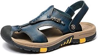 diseños exclusivos Calzado de Hombre de Moda JUJIANFU Sandalias de Moda Moda Moda para Hombre Casual con Voz a Prueba de choques y Suaves para Usar al Aire Libre Zapatos de Agua  diseño simple y generoso