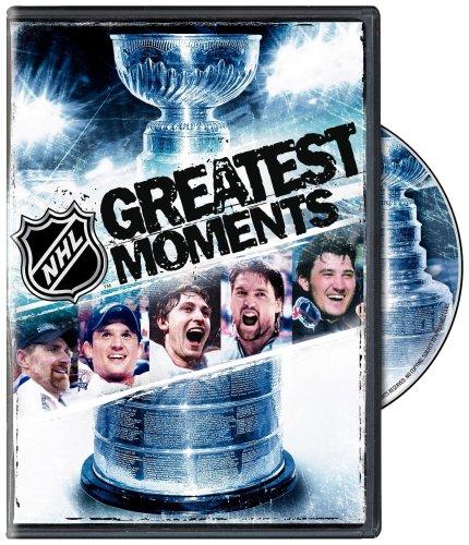 NHL's Greatest Moments Hockey DVD