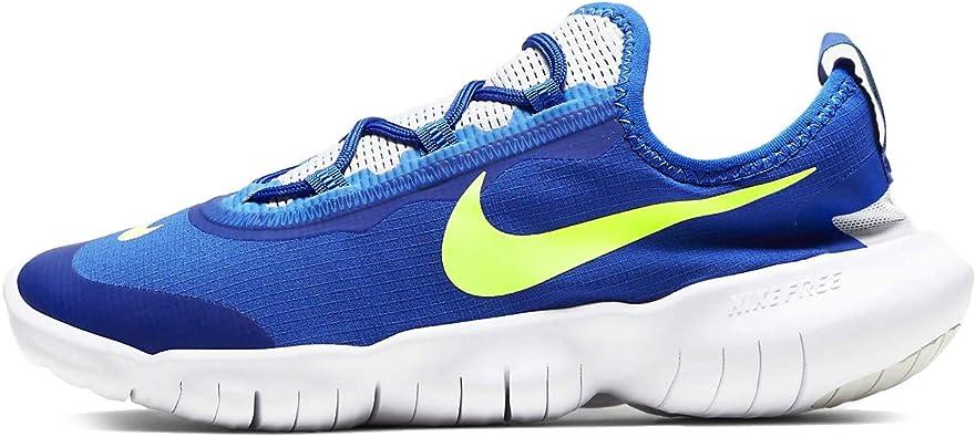 Amazon.com   Nike Free Rn 5.0 Big Kids Casual Running Shoe Cj2079 ...