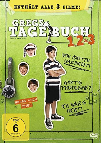 Gregs Tagebuch 1, 2 & 3 [3 DVDs]