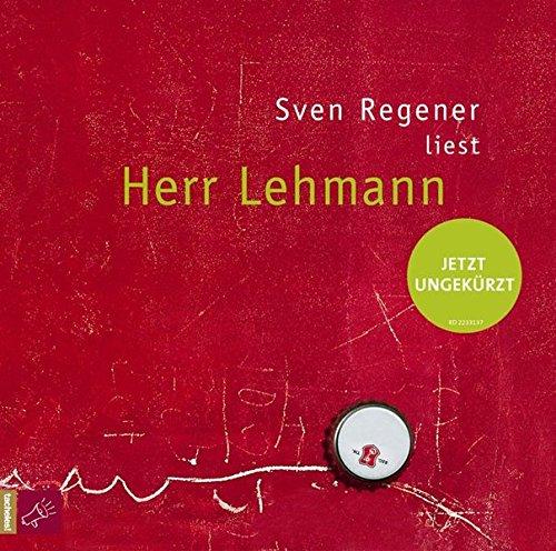Herr Lehmann. Ungekürzte Neuausgabe