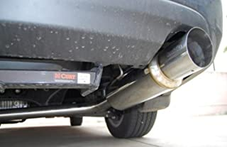 Invidia (HS08SI4GTP) N1 Cat-Back Exhaust System with Stainless Steel Tip for Subaru Impreza 4-Door