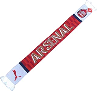 Puma Mens Arsenal Fan Scarf Casual Scarves,