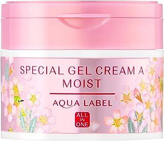 AQUALABEL(アクアレーベル) アクアレーベル スペシャルジェルクリームA (モイスト) 桜の香り 単品 本体(桜の香り)90g
