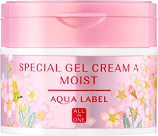 AQUALABEL Special Gel Cream A (Moist) cherry aroma of 90g